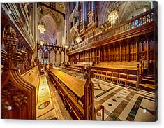 Magnificent Cathedral I Acrylic Print