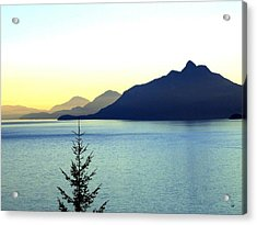 Magnificent Howe Sound Acrylic Print