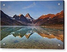 Magog Lake Acrylic Print