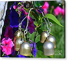Mail Call Acrylic Print by Sue Rosen