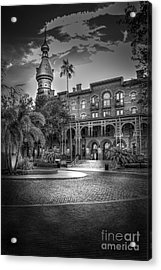 Main Entry Acrylic Print by Marvin Spates