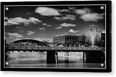 Main Street Bridge Acrylic Print