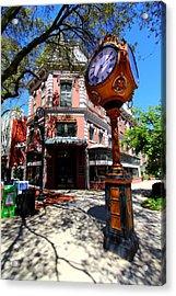 Main Street Columbia Acrylic Print
