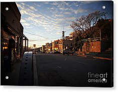 Main Street Jerome Arizona Acrylic Print