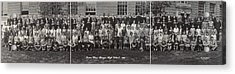 Maine High School, 1930 Acrylic Print by Granger