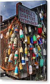 Maine Lobster Shack Acrylic Print