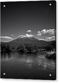 Maine's Nature Wonderland Acrylic Print by Mountain Dreams