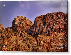 Acrylic Print featuring the photograph Majestic 15 by Mark Myhaver