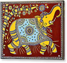 Majestic Acrylic Print by Deepti Mittal