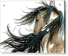 Majestic Horse Series 89 Acrylic Print