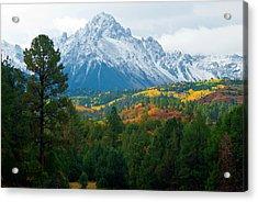 Majestic Mt. Sneffels Acrylic Print