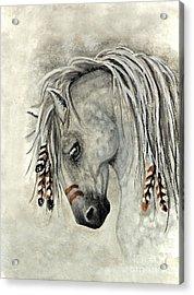 Majestic Mustang 30 Acrylic Print