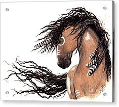 Majestic Paint Horse 43 Acrylic Print