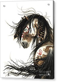 Majestic Mustang Horse Acrylic Print