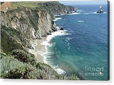 Acrylic Print featuring the photograph Majestic Sea by Carla Carson