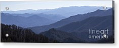Majesty - Panoramic Acrylic Print