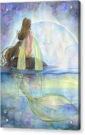 Majesty Acrylic Print by Sara Burrier