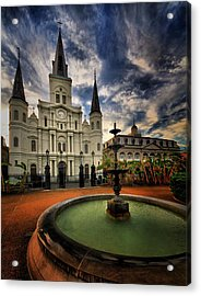 Acrylic Print featuring the photograph Make A Wish by Robert McCubbin