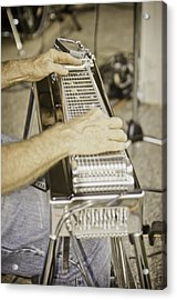 Making Music Acrylic Print