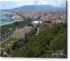 Malaga - Andalucia - Spain Acrylic Print