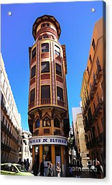 Malaga Architecture Acrylic Print