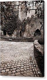 Malahide Castle Grounds Acrylic Print