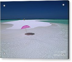 Maldives 04 Acrylic Print by Giorgio Darrigo