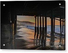 Malibu Color Acrylic Print