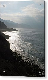 Malibu Morning Acrylic Print