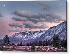 Mammoth Mountain Near Mammoth Lakes Acrylic Print