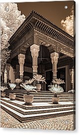 Mamounia Hotel In Marrakech Acrylic Print