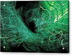 Acrylic Print featuring the digital art Man Move 0058 by David Davies
