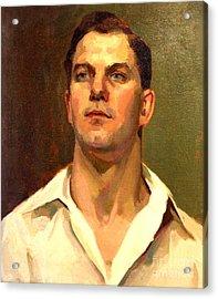 Man Of 1929 Acrylic Print