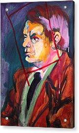 Man Ray's Picasso Acrylic Print