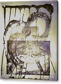 Man Step Acrylic Print