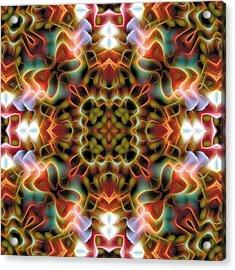 Mandala 120 Acrylic Print