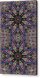 Mandala 31 For Iphone Double Acrylic Print
