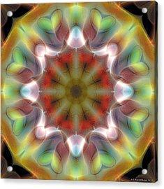 Mandala 97 Acrylic Print