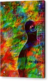 Mandolin Magic Acrylic Print