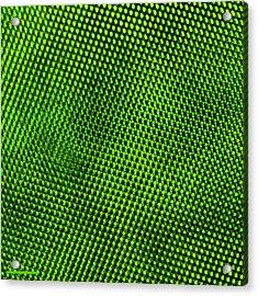 Manganese Oxide Nanoparticle Acrylic Print by Ammrf, University Of Sydney