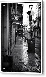 Mango Mango Acrylic Print by John Rizzuto