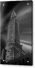 Manhattan (chrysler) Acrylic Print