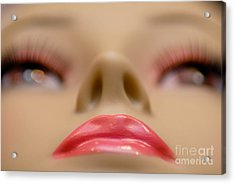 Mannequin Study 5 Acrylic Print by Amy Cicconi
