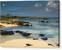 Mannin Bay Ireland Acrylic Print