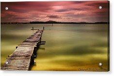 Manning Point Nsw 002 Acrylic Print