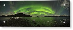 Many-splendored Thing Acrylic Print by Ted Raynor
