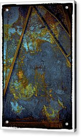 Acrylic Print featuring the photograph Map Of The World by Craig Perry-Ollila