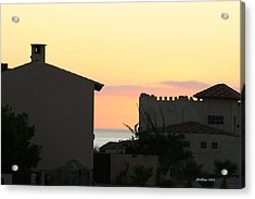 Acrylic Print featuring the photograph Mar De Cortez Morning by Dick Botkin