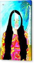 Mara Acrylic Print