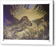 Mara Crosasing Acrylic Print